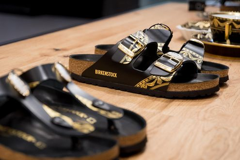 Birkenstock X KPM Cocktail und Dinner Event (Foto: Birkenstock)