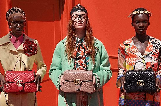 Lookbook-Image von Gucci (Foto: Gucci)