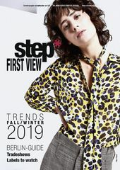 step first view Ausgabe 01/2019