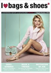 I love shoes Ausgabe 01/2018