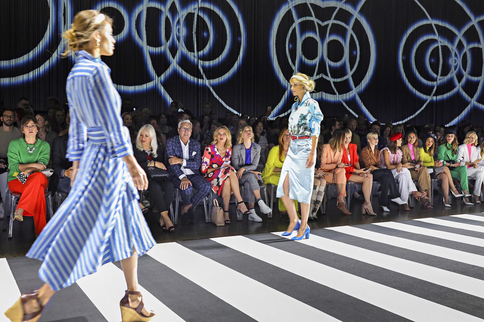 Fashionshow von Marc Cain. (Foto: Getty Images for Marc Cain)